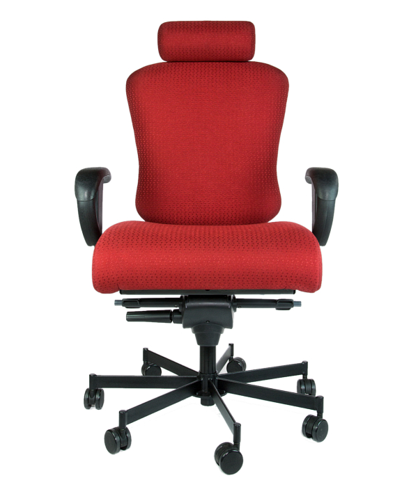 The 3152 24/7 intensive use chair combines the utility of a task chair with the feel of a high back