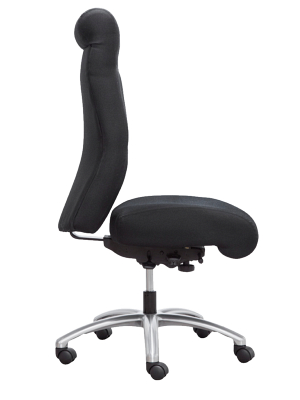 The 691 - Casino Dealer Chair with Seat Tilt